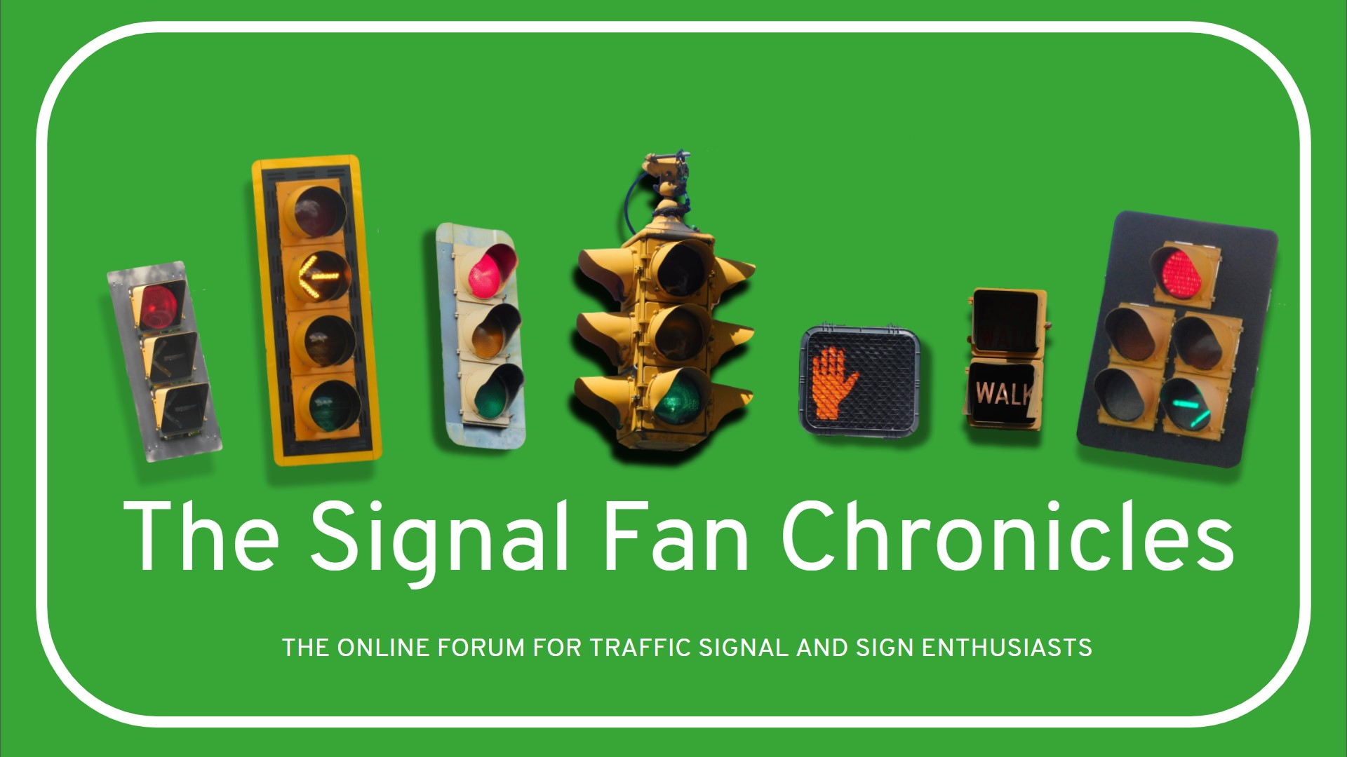 The Signal Fan Chronicles